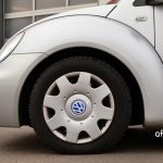 VW New Beetle Frontdetail
