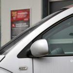 VW New Beetle mit elektrisch verstellbarem Aussenspiegel