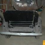Opel P4 Heckansicht