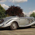 Mercedes-Benz 540 K 5.9 Millionen Euro 2007 für Bernie Ecclestones. Foto Auto-Medienportal.Net/Sothebys
