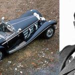 Mercedes-Benz 540 K Neun Millionen Euro kostete im Januar 2002 ein 540 K von-Filmgröße Jack L Warner. Foto Auto-Medienportal.Net/Sotheby's