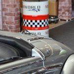 Mercedes-Benz 540 K Spezial Roadster mit Blick auf Klappe für die Notsitze