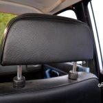 Volvo 144 Kopfstützen vorne serienemäßig bei GL-Version auch hinten
