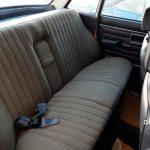 Volvo 144 Rücksitze und ausklappbarer Mittelarmlehne