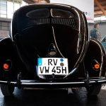VW Ur-Käfer Heckansicht