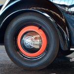 VW Ur-Käfer mit Heckdetailansicht