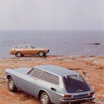 """Volvo P1800 ES """"Schneewittchensarg""""-1972"""