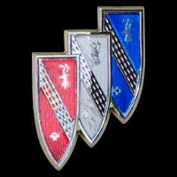 Logo Buick auf Wildcat Serie II (1965–1970)