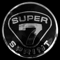 Logo Caterham Super 7 SPRINT