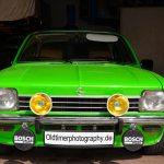 Opel Kadett C Coupé noch mit Blinker unter dem Stoßfänger aus der ersten Serie