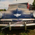 Studebaker Champion Frontansicht
