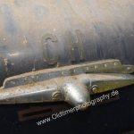 Studebaker Champion Drehriff für Kofferraumdeckel