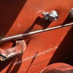 Studebaker Champion Türgriff und Fensterkurbel