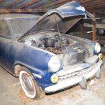 Studebaker Champion mit 169.9 cu in (2.8 Liter) I6 Motor