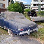 Studebaker Champion rear view