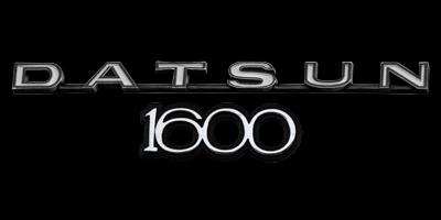 Logo Datsun Sports 1600