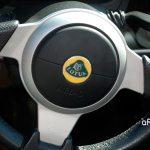 Lotus Elise S2 Lenkrad mit Logo Lotus