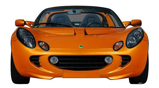 Lotus Elise S2 Poster