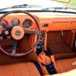 Datsun Sports 1600 Interieur mit Lederausstattung