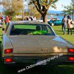 1965 Oldsmobile Jetstar 88 Celebrity Sedan sucht sich kurzfristig ein neues Plätzchen