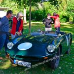 ASHLEY 1172 Roadster aus den 50er Jahren