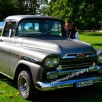 Chevrolet Apache 32 Stepside Pick Up von 1959