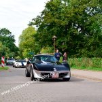 Chevrolet Corvette C3 bei der Einfahrt zur Kressbronn Classics