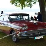 Ford Fairlane 500 (1954-1961), Baujahr 1958