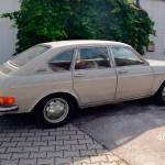 VW 411 Typ 42 Seitenansicht