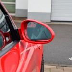 Porsche Boxster Spyder Aussenspiegel