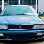 Maserati Quattroporte IV Frontansicht / front view
