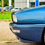 Maserati Quattroporte IV Teilansicht vorne / part view front