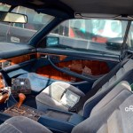 Mercedes-Benz C126 500 SEC AMG V8 Wide-Body Interieur