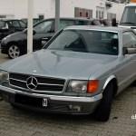 Mercedes-Benz C126 380 SEC Coupé