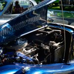 Morgan Plus 8 Motorraum