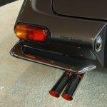 Lamborghini 400 GT 2+2 Doppelauspuffanlage für den 12-Zylinder-Motor