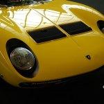 Lamborghini Miura SV (Spinto = getrieben, Veloce = schnell)