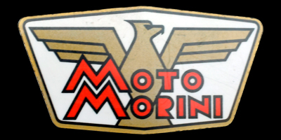 Logo Moto Morini in den 60er Jahren