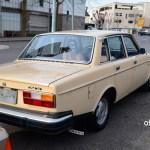 Volvo 264 DL Heckansicht