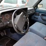 Volvo 240 Classic Kombi Innenraum