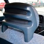Volvo 240 Classic Kombi Sicherheits-Kopfstützen von hinten