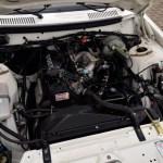 Volvo 240 Classic Kombi Motorraum
