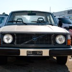 Volvo 242 2-Türer mit runde Scheinwerfer von 1974-1978