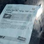 Volvo 264 DL mit technische Daten und Verkaufspreis Mai 2020