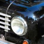 Volvo PV 444 Frontdetail Scheinwerfer