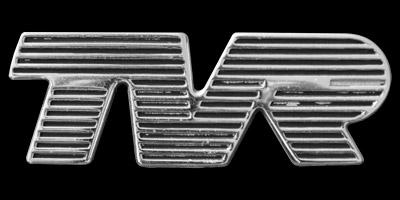 Logo TVR Tuscan S Mk1