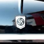 Mini 1000 Super mit Logo von Leyland Motors auf der Motorhaube