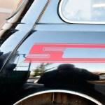 Mini 1000 Super mit dem S für SUPER in der roten Zierfolie