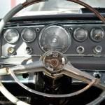 1964 Chrysler Newport Armaturen und Lenkrad