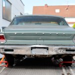 1964 Chrysler Newport Heckansicht / rear view
